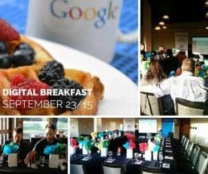 CAYK Marketing Inc - Google Partners Breakfast