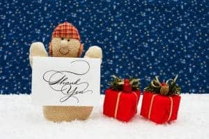 Say Thanks to Your Clients Over the Holidays - Cayk Marketing - Marketing Experts Calgary