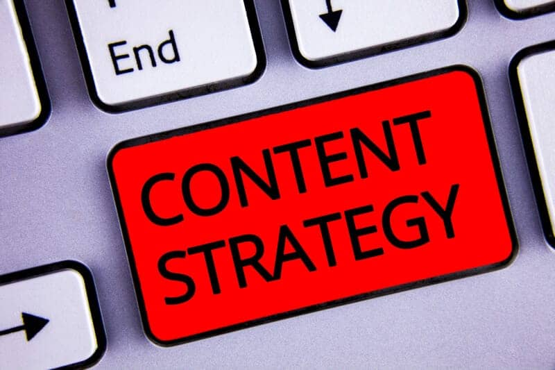 Start the New Year with a Strong Content Strategy - CAYK Marketing - Marketing Agency Calgary