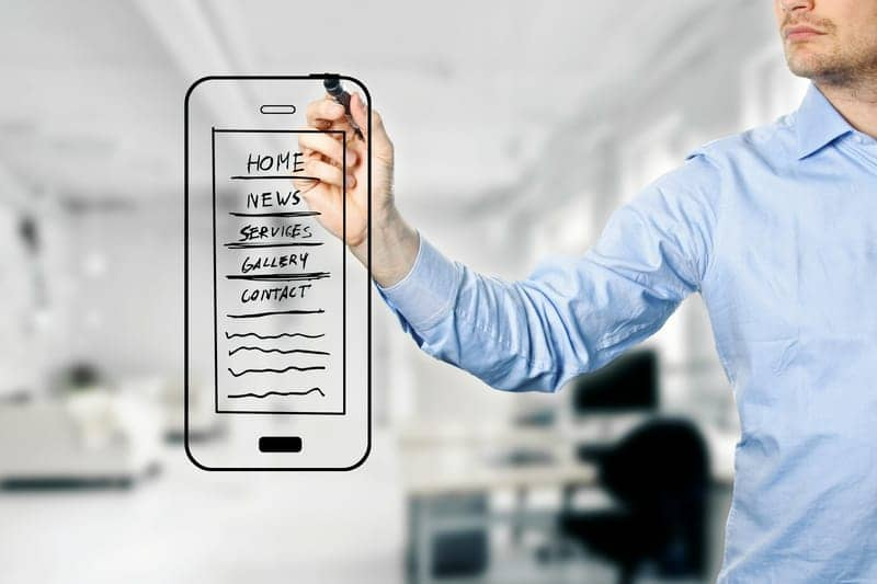 What Makes a Business Website Mobile-Friendly? - CAYK Marketing Inc - Digital Marketing Agency - Featured Image