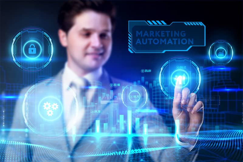 Marketing Automation; How to Keep Connected to your Customers - CAYK Marketing - Digital Marketing Agency - Featured Image